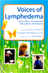 [ Voices of Lymphedema (front cover) ]