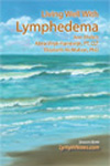 [ Living Well with Lymphedema (front cover) ]